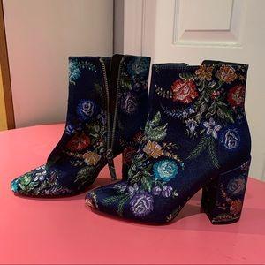Zara Fancy Booties | Size 38